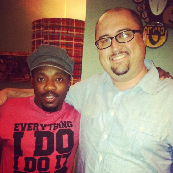 Daniel & Anthony Hamilton